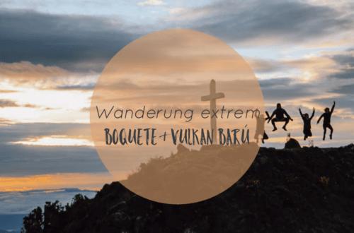 Boquete & der Vulkan Barú – Eine atemberaubende Wanderung auf 3.475 Meter Höhe