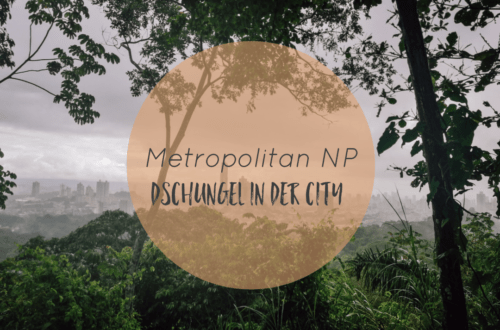 Metropolitan Nationalpark, Panama City