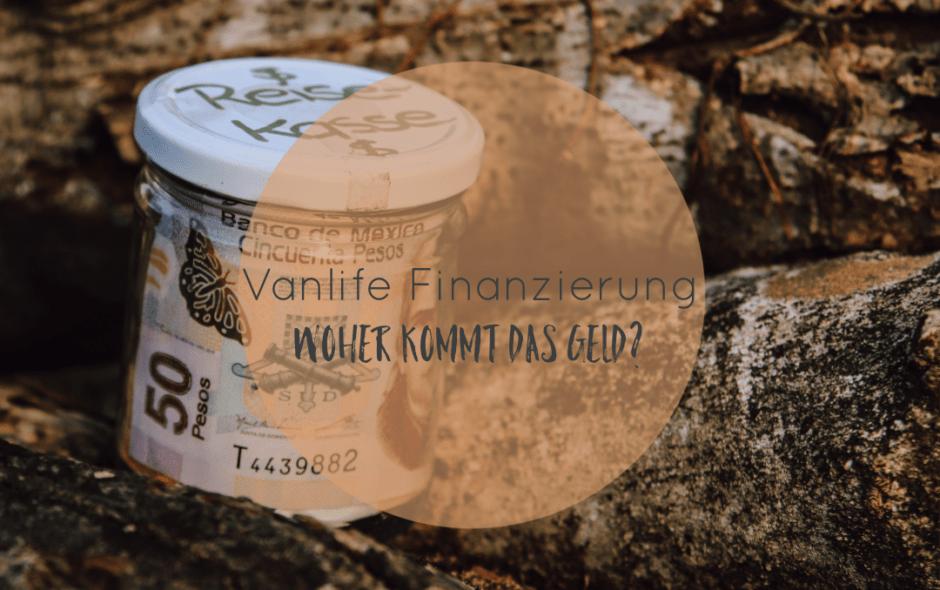 Vanlife Finanzierung